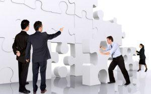 موارد کلیدی در کار تیمی