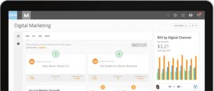 Domo ابزار استقرار هوش تجاری در سازمانها
