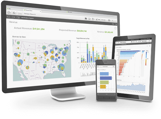 ابزار استقرار هوش تجاری در سازمانها QlikSense
