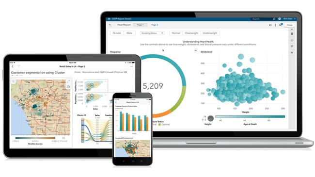 سس ابزار استقرار هوش تجاری در سازمانها