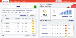 KWFinder ابزارهای دیجیتال مارکتینگ