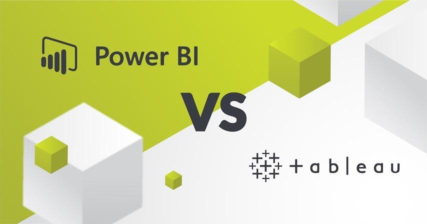 تفاوت های Power BI و Tableau