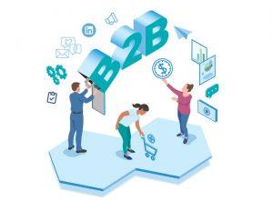 نحوه ایجاد استراتژی محتوای B2B