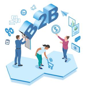 ایجاد استراتژی محتوای B2B